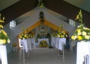 Floreria central se pone al servicio para sus eventos fiestas
