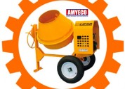 Revolvedora para concreto marca reco rl2000 2 sacos de cap. 500 lt.  rl 2000 koholer