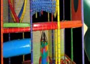 Variedad de modulares juegos infantiles tan tan
