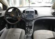Chevrolet sonic 2014 60000 kms