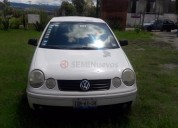Volkswagen polo 2005 217000 kms