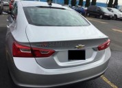 Chevrolet malibu 2016 19500 kms