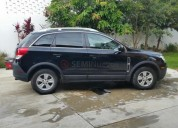 chevrolet captiva sport 2010 90000 kms