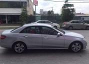 Mercedes benz e 200 2012 85300 kms