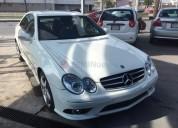 Mercedes benz clase clk 2009 50900 kms