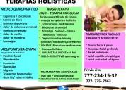 Masajes terapeuticos a domicilio en cuernavaca