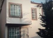 Amueblada casa cerca de UAEH en Pachuca Hgo 2 dormitorios 65 m² m2