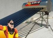 Calentadores solares ¡los mejores!