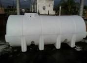 Vendo tinaco marca rotoplas de 5,000 litros (nodriza) color blanco