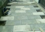 Colocacion  y remodelacion de pisos