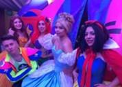 EspectÁculo de las princesas disney