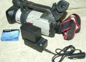 Videocamara profesional canon gl1. excelente condición!