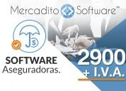 Software control de cartera para agentes de seguros