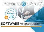 Software  administracion de cartera y cobranza para agentes de seguros