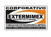 Fumigaciones en tijuana extermimex