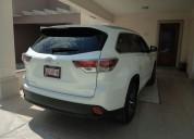 Toyota highlander sxe