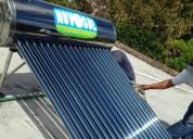 Los mejores calentadores solares!
