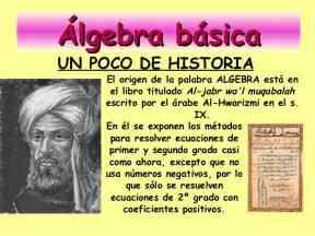 Clases de algebra para el CBTis 118.