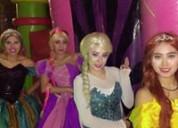 Evento de las princesas
