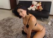 Como es de rico disfrutar del verdadero del placer de una modelo webcam...