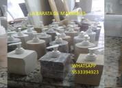 !!! jaboneras dispensadores para baÑo en marmol !!!