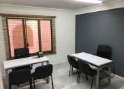 Renta de oficinas con imagen corporativa para tu negocio