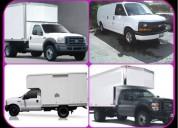 Renta de transporte camionetas y autobuses df