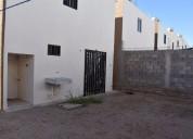 Casa de renta semi amueblada en colonia sonacer hermosillo sonora