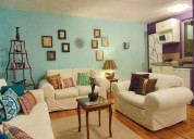 Suites en renta con servicios básicos incluidos, amuebladas con excelente ubicación al sur de cdmx