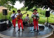 Grupo norteño para fiestas en cuernavaca cuau