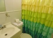 Hospedaje en suites y lofts amueblados con servicios incluidos