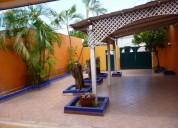 Merida centro amueblada casa de 3 habitaciones en renta en santiago