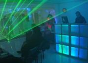 """Paquete pro """"dj, audio e iluminaciÓn"""""""