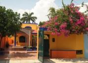 Casa amueblada de 3 dormitorios en santiago zona centro de merida