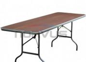 Nuevos tablones rectangulares cubierta de fibracel para negocio reforzados
