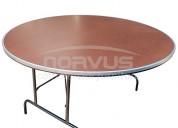 Mesas o tablones rectangulares cuadradas y redondas en venta de mayoreo para iniciar su negocio