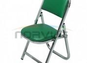 sillas infantiles acojinadas para jardin de niños en venta blanco o color