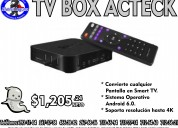 Tv box de acteck