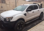 ford ranger lt doble cabina