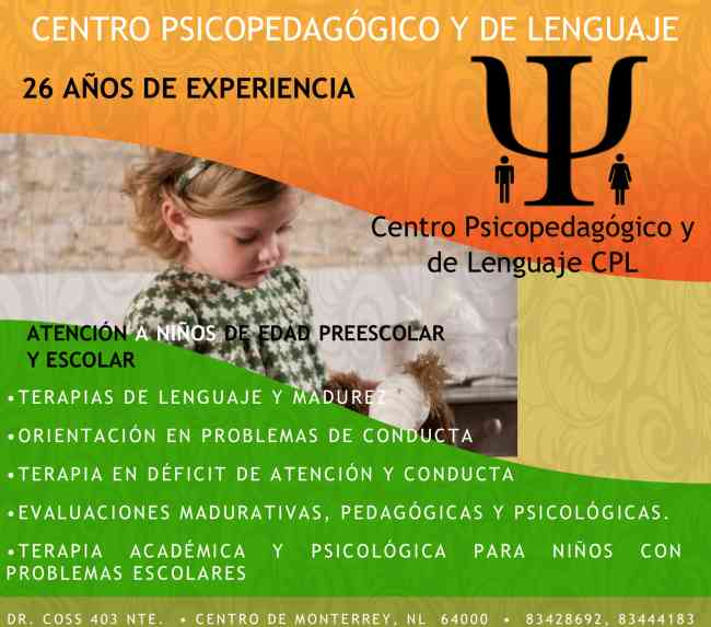 Terapias en dificultad de lenguaje