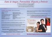 Cursos/clases imagen personalidad etiqueta protocolo elegancia seguridad curso personalizado 32 aÑo