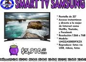 "Smart tv samsung de 32"""