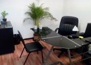 Oficina virtual con excelente imagen corporativa