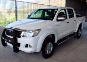 Toyota hilux del año 2014