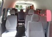 Toyota hiace gl pasajeros  g