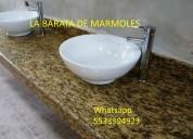 !!! preciosas cubiertas de granito natural para baños !!!