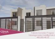 Bonitas y modernas casas 3 recamaras estilo moderno