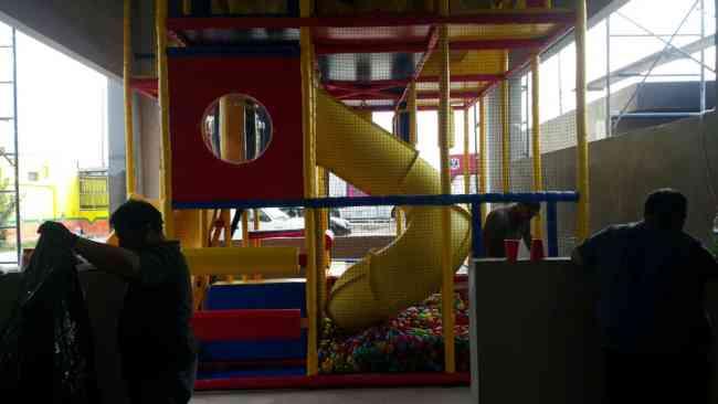 Fabricación, Diseño, Instalación, Mantenimiento y Venta de Juegos para interior, exterior y más