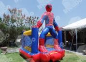Fabricación y venta de brincolines inflables www.venta-de-brincolines.com
