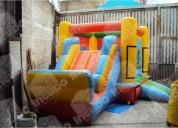 Reparación y fabricación de brincolines inflables | www.brincolines-incubo.com